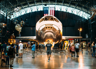 Udvar-Hazy Center Air & Space Museum