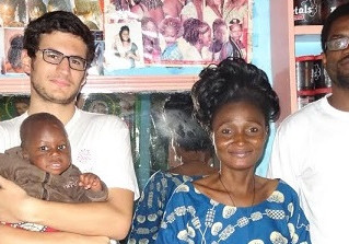 Antoine and Jean-Eden: thank you for your contribution in Benin!