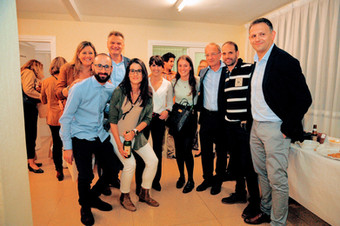 Seeds' fundraising event in Bilbao
