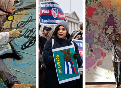 Women Artivist History Month Recap