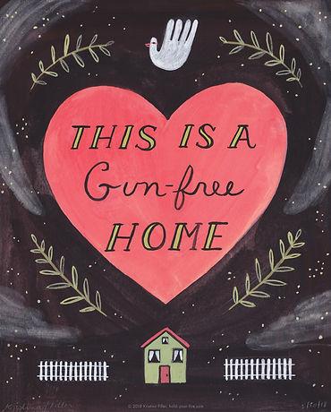Gun-free Home