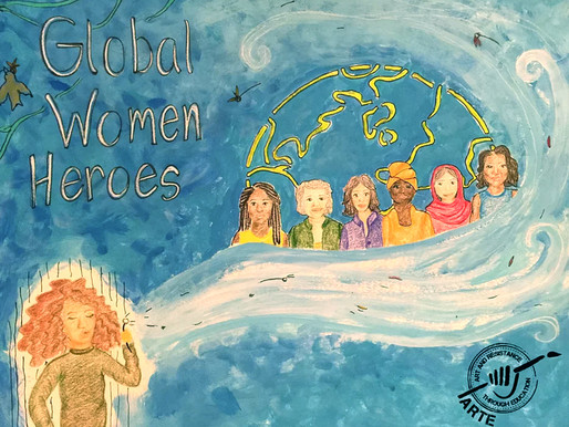 Women Breaking Barriers: Global Women Heroes Project