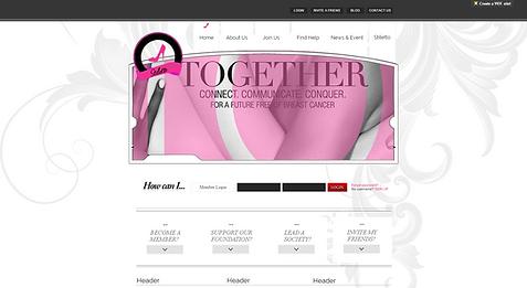Non Profit Website Template Premium-5