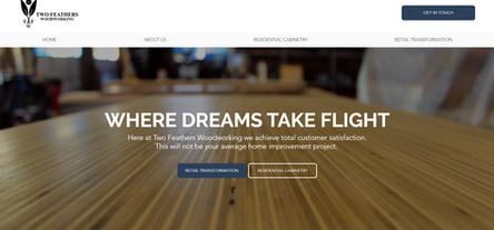 Woodworking Website