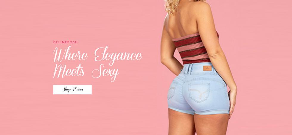 CelinePosh Ecommerce Website Design
