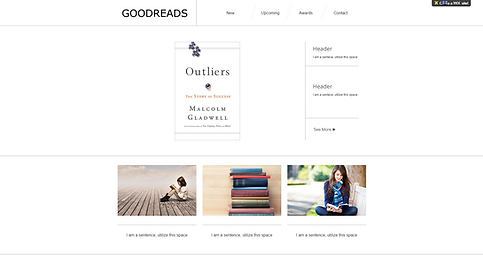 Book Author Website Template Premium-16