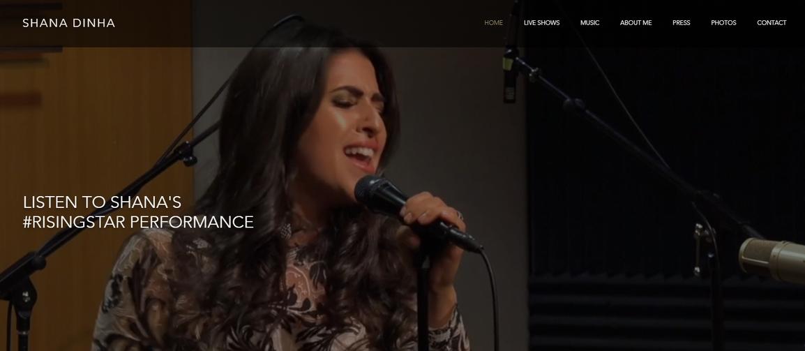 Musician Shana D