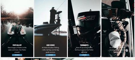 Bass Fishing Website