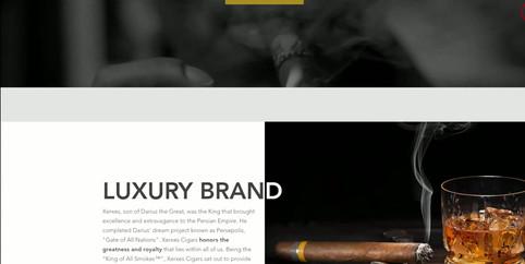 Cigar Brand Concept