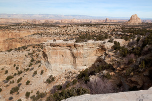 Rafael Swell Canyons and Spires