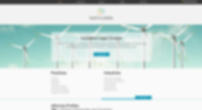 Legal Attorney Website Template wix-ip
