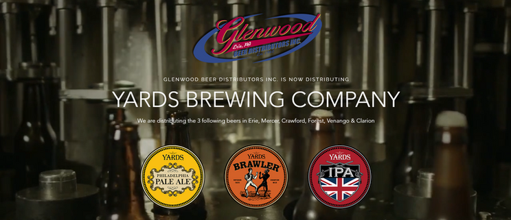 Brewing Company Website Project