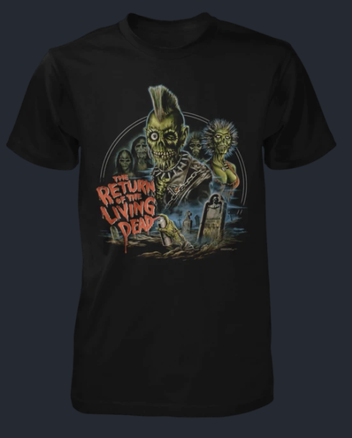 Return of the Living Dead Shirt