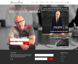Consulting Coaching Website