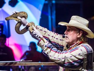 LIVE Rattlesnake Show