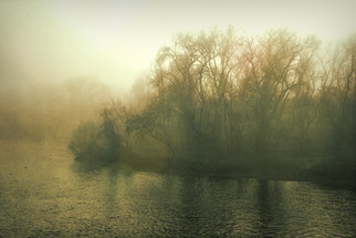 Misty Sunrise II