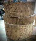 Wood Center Piece