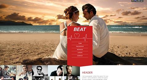 Dating Website Template premium-17