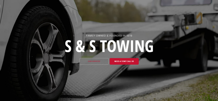 Towing Company Website