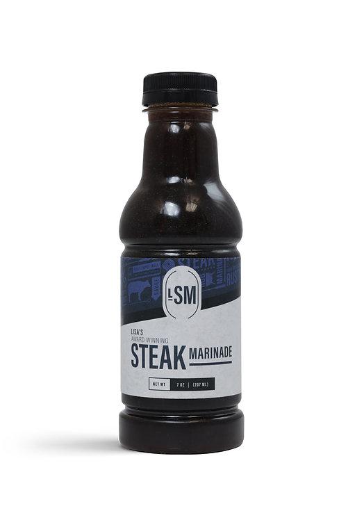 Lisa's World Championship Steak Marinade