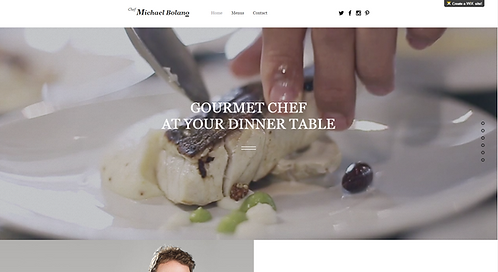 Template #: wix-chef