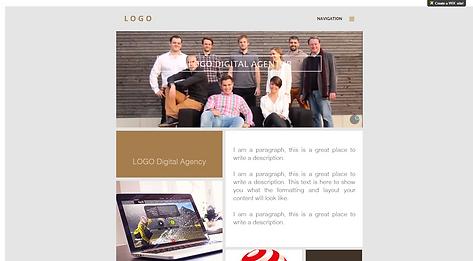 Graphic Design Website Template Premium-2