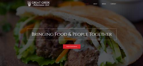 Greek Grill Restaurant