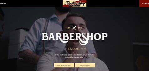 The Barbershop Website