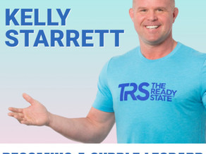 How to Increase Overall Mobility - Best Selling Author - Dr. Kelly Starrett