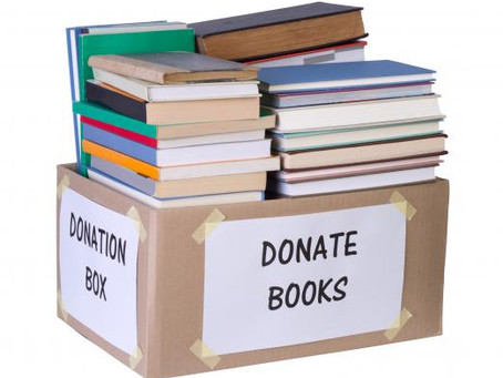 Top 10 places to donate books in Gloucestershire
