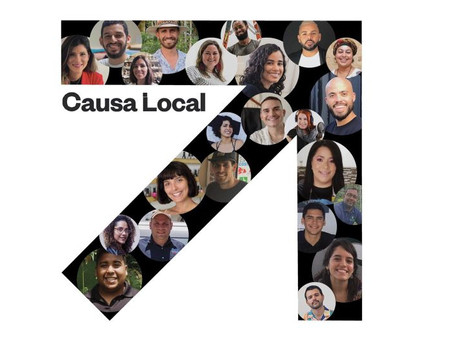 #ScaleUpTogether by Causa Local - Small Business Month Campaign