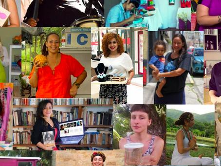 The many faces of women entrepreneurs of Kiva Puerto Rico