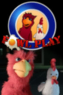 fowl play redd irregular chicken