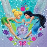 Tinker Bell Best Friend Fairies Lunch Napkins