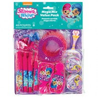 Shimmer & Shine Mega Mix Favors