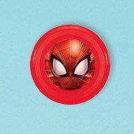 Spiderman Webbed Flying Disc Favors