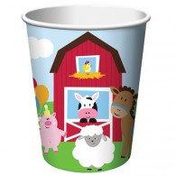 Farmhouse Fun Cups