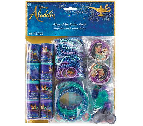 Aladdin Mega Mix Favors Value Pack