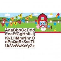 Farmhouse Fun Giant Party Banner