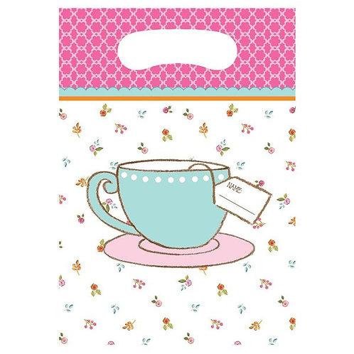 Tea Time Loot Bagsx 8