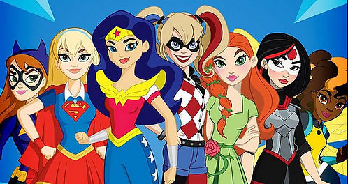 Super Hero Girls - Premium