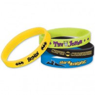 Batman Rubber Bracelets