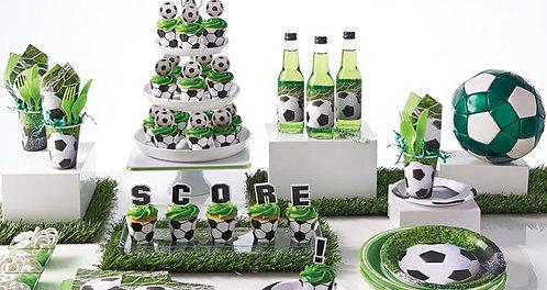 Soccer Sports Theme