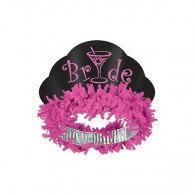 Bride Tiara Glittered Headband