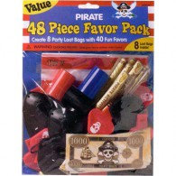 Favor Value Pack Pirate Party