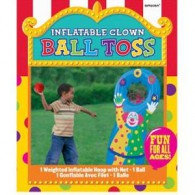 Game Inflatable Ball Toss