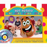 Game Inflatable Hot Potato