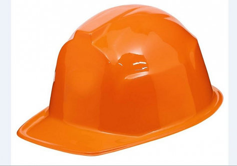 Construction Hat - Orange