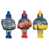Cars 3 Blowouts with Medallions