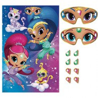 Shimmer & Shine Party Game